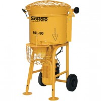Trimmtools - 40L AGITATOR MIXER 230V