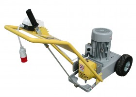 Joint Repair equipment - Cutting Saws - CRACK REPAIR EQUIPMENT TRIMMROUTER E ELECTRIC